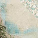 Kaisercraft - Island Escape Collection - 12 x 12 Double Sided Paper - Mahalo