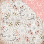 Kaisercraft - Hanami Garden Collection - 12 x 12 Double Sided Paper - Kasa