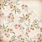 Kaisercraft - Hanami Garden Collection - 12 x 12 Double Sided Paper - Sakura