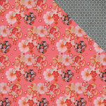 Kaisercraft - Hanami Garden Collection - 12 x 12 Double Sided Paper - Kireina
