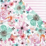 Kaisercraft - Wildflower Collection - 12 x 12 Double Sided Paper - In Bloom