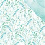 Kaisercraft - Wildflower Collection - 12 x 12 Double Sided Paper - Vines