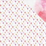 Kaisercraft - Wildflower Collection - 12 x 12 Double Sided Paper - Fleur