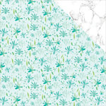 Kaisercraft - Wildflower Collection - 12 x 12 Double Sided Paper - Succulents