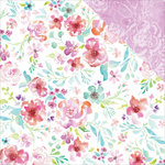 Kaisercraft - Wildflower Collection - 12 x 12 Double Sided Paper - Flowering