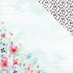 Kaisercraft - Wildflower Collection - 12 x 12 Double Sided Paper - Spring