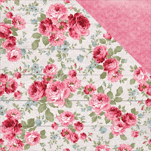 Kaisercraft - High Tea Collection - 12 x 12 Double Sided Paper - Devonshire