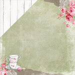Kaisercraft - High Tea Collection - 12 x 12 Double Sided Paper - Biscuit