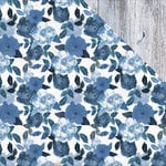 Kaisercraft - Indigo Skies Collection - 12 x 12 Double Sided Paper - Misty