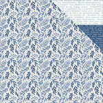 Kaisercraft - Indigo Skies Collection - 12 x 12 Double Sided Paper - Windswept