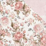 Kaisercraft - Sage and Grace Collection - 12 x 12 Double Sided Paper - Blush
