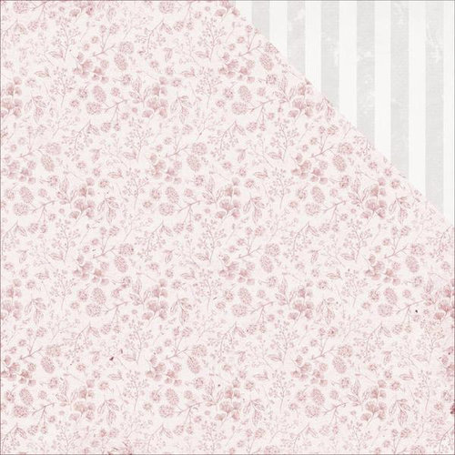 Kaisercraft - Sage and Grace Collection - 12 x 12 Double Sided Paper - Blossoms