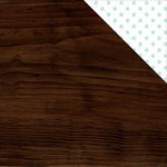 Kaisercraft - Bombay Sunset Collection - 12 x 12 Double Sided Paper - Rosewood