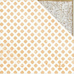 Kaisercraft - Bombay Sunset Collection - 12 x 12 Double Sided Paper - Silk