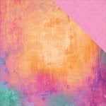 Kaisercraft - Bombay Sunset Collection - 12 x 12 Double Sided Paper - Sundown