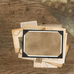 Kaisercraft - Keepsake Collection - 12 x 12 Double Sided Paper - Picturesque
