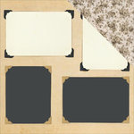 Kaisercraft - Keepsake Collection - 12 x 12 Double Sided Paper - Chronicle