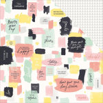 Kaisercraft - Daydreamer Collection - 12 x 12 Double Sided Paper - Playful