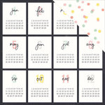 Kaisercraft - Daydreamer Collection - 12 x 12 Double Sided Paper - Lucky