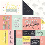 Kaisercraft - Daydreamer Collection - 12 x 12 Double Sided Paper - Curious