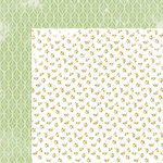 Kaisercraft - Golden Grove Collection - 12 x 12 Double Sided Paper - Canola