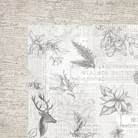 Kaisercraft - Christmas Edition Collection - 12 x 12 Double Sided Paper - Jovial