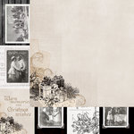 Kaisercraft - Christmas Edition Collection - 12 x 12 Double Sided Paper - Giving