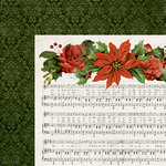 Kaisercraft - Letters to Santa Collection - Christmas - 12 x 12 Double Sided Paper - Carolers