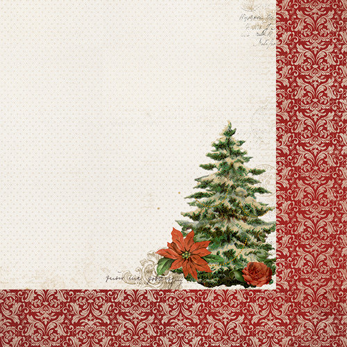 Kaisercraft - Letters to Santa Collection - Christmas - 12 x 12 Double Sided Paper - Christmas Traditions