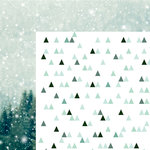 Kaisercraft - Mint Wishes Collection - Christmas - 12 x 12 Double Sided Paper - Forest