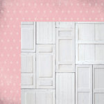Kaisercraft - Rose Avenue Collection - 12 x 12 Double Sided Paper - Wood Panels