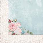 Kaisercraft - Rose Avenue Collection - 12 x 12 Double Sided Paper - Suite
