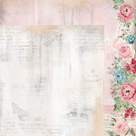 Kaisercraft - Rose Avenue Collection - 12 x 12 Double Sided Paper - Chalet