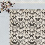 Kaisercraft - Romantique Collection - 12 x 12 Double Sided Paper - Primrose