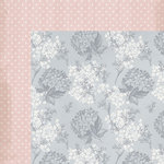 Kaisercraft - Romantique Collection - 12 x 12 Double Sided Paper - Eiffel