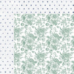 Kaisercraft - Wandering Ivy Collection - 12 x 12 Double Sided Paper - Province