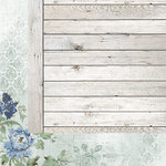 Kaisercraft - Wandering Ivy Collection - 12 x 12 Double Sided Paper - Panelling