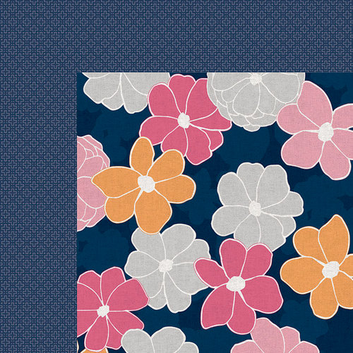 Kaisercraft - Havana Nights Collection - 12 x 12 Double Sided Paper - Tropic