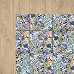 Kaisercraft - Havana Nights Collection - 12 x 12 Double Sided Paper - Mosaic Tile