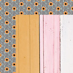 Kaisercraft - Havana Nights Collection - 12 x 12 Double Sided Paper - Balmy