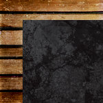 Kaisercraft - Documented Collection - 12 x 12 Double Sided Paper - Chalkboard