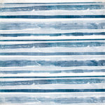 Kaisercraft - Beach Shack Collection - 12 x 12 Double Sided Paper - Wave Break