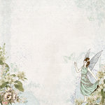 Kaisercraft - Fairy Garden Collection - 12 x 12 Double Sided Paper - Pixie Dust