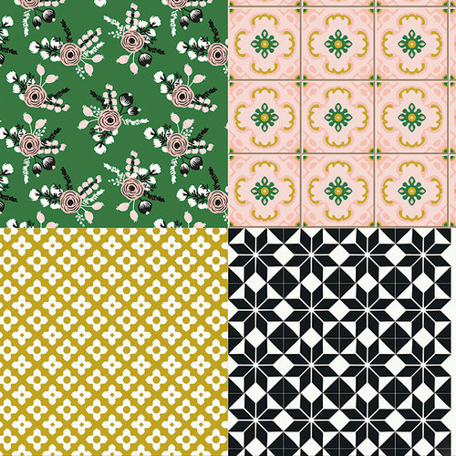 Kaisercraft - Fleur Collection - 12 x 12 Double Sided Paper - Kindness