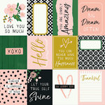 Kaisercraft - Fleur Collection - 12 x 12 Double Sided Paper - Heartfelt