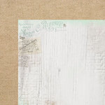 Kaisercraft - Memory Lane Collection - 12 x 12 Double Sided Paper - Spring Breeze