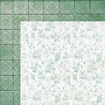 Kaisercraft - Memory Lane Collection - 12 x 12 Double Sided Paper - Morning Frost