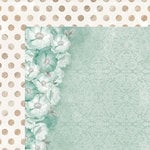 Kaisercraft - Memory Lane Collection - 12 x 12 Double Sided Paper - Tranquility