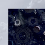 Kaisercraft - Stargazer Collection - 12 x 12 Double Sided Paper - Constellation