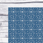 Kaisercraft - Stargazer Collection - 12 x 12 Double Sided Paper - Starry Night